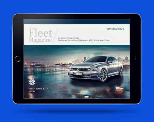 Thumbnail for VW Fleet <mark>Magazin</mark>