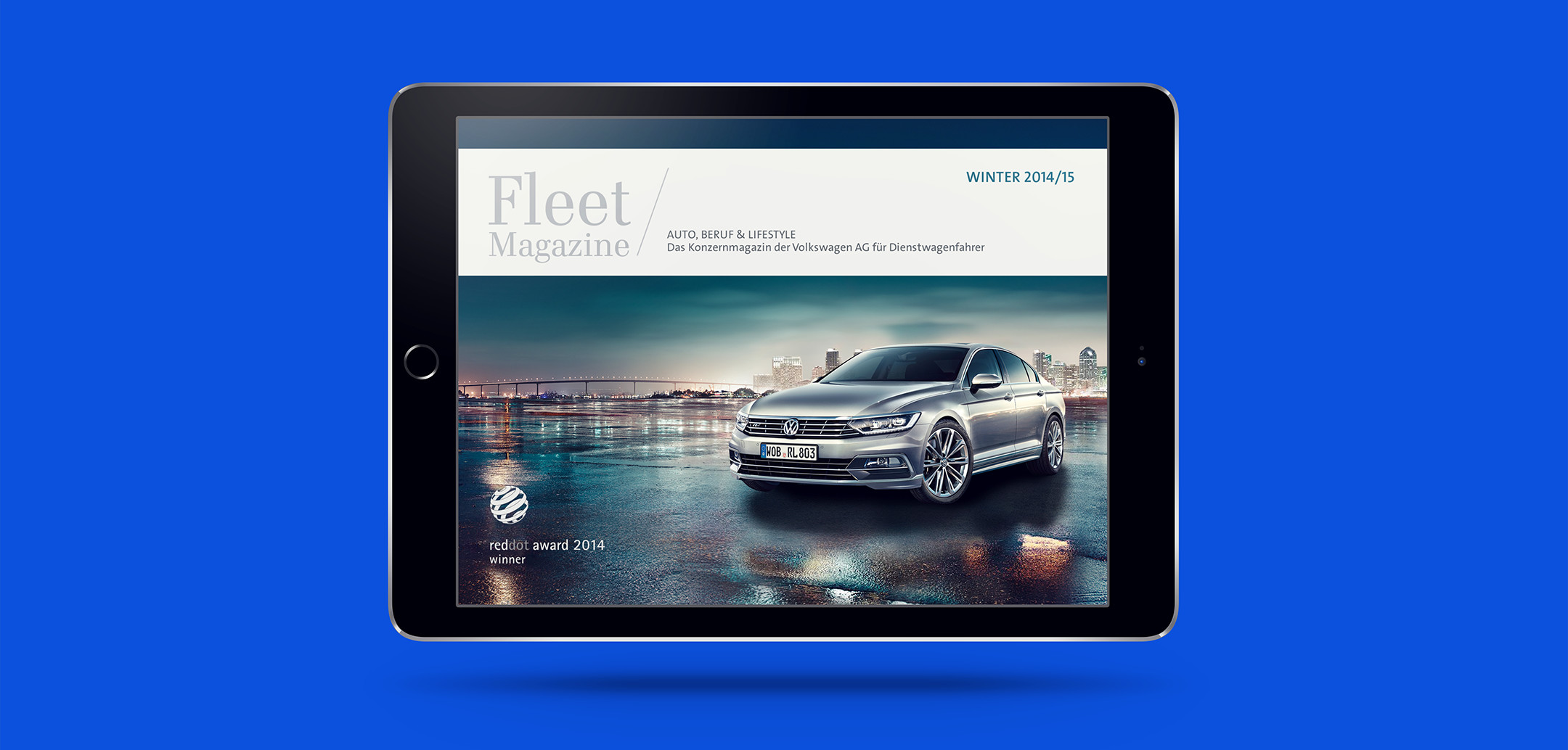 Project: VW Fleet <mark>Magazin</mark>